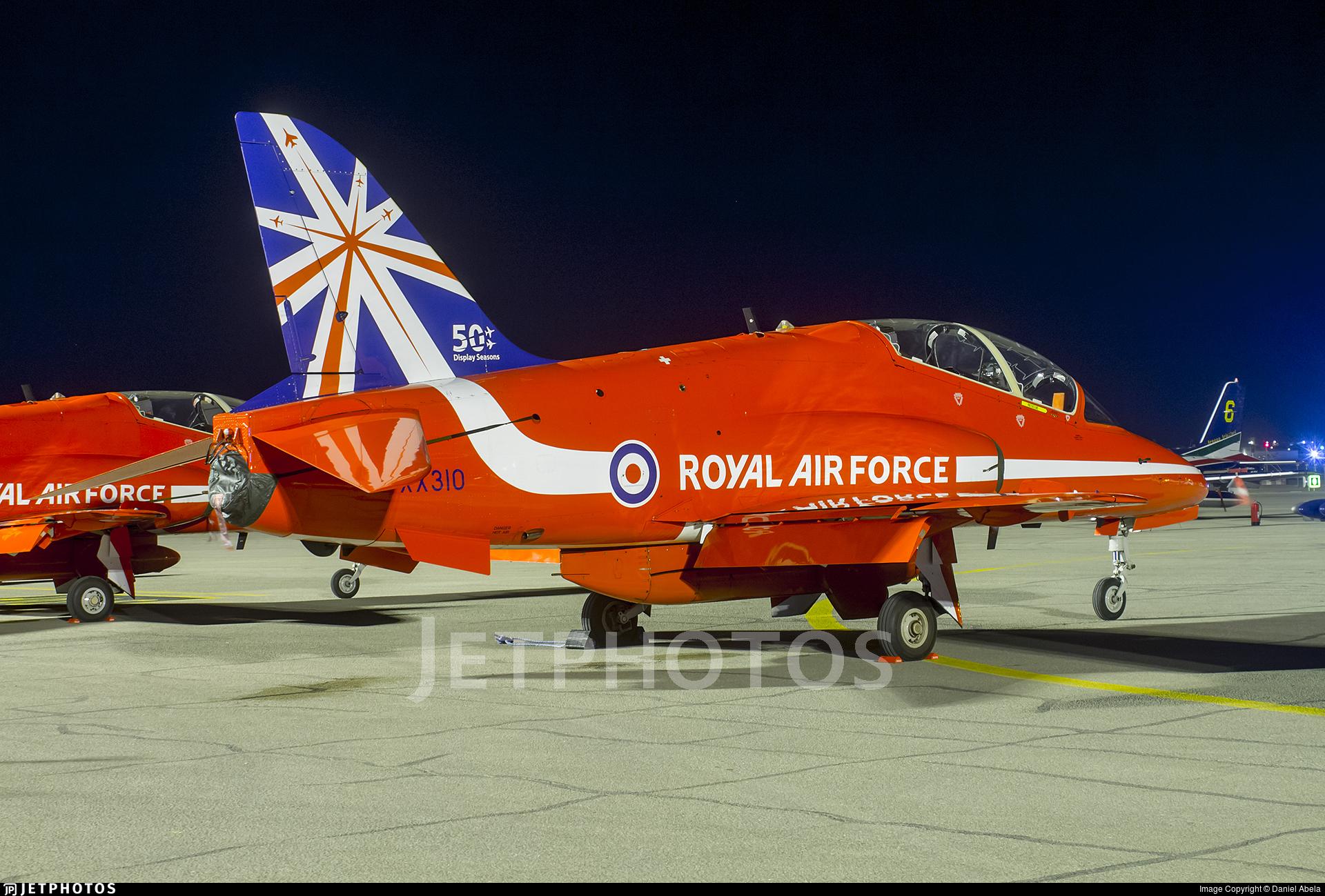XX310 - British Aerospace Hawk T.1W - United Kingdom - Royal Air Force (RAF)