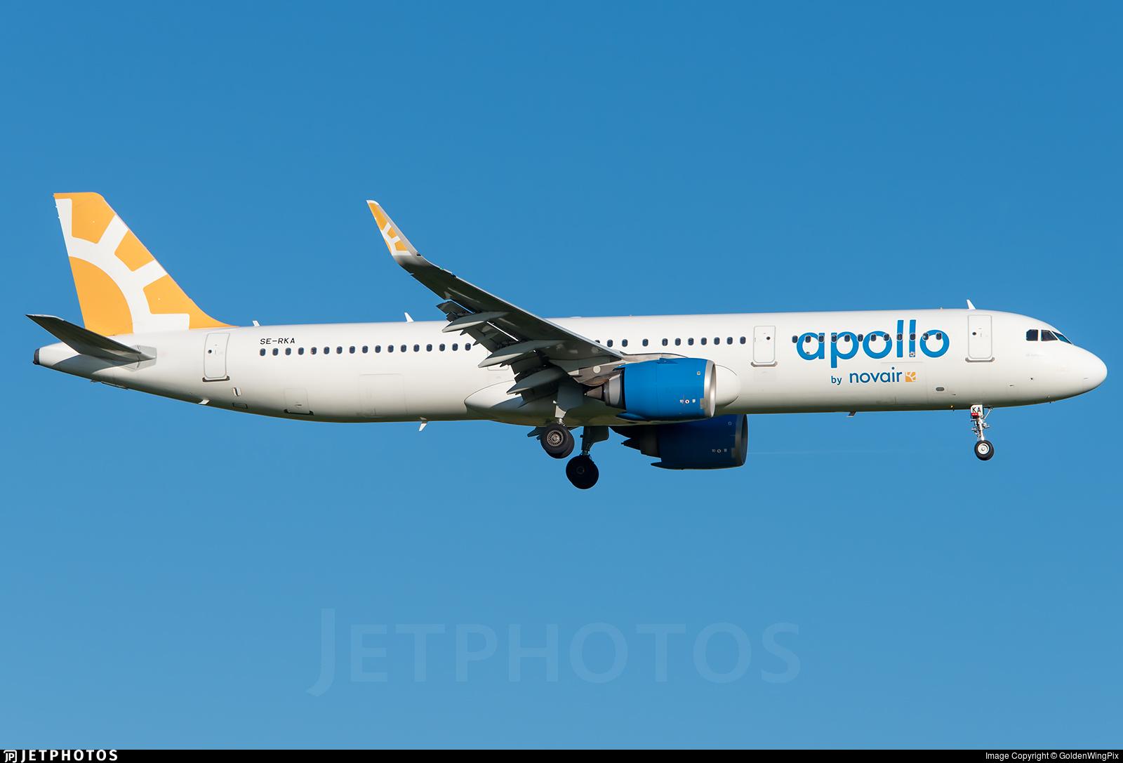 SE-RKA - Airbus A321-251N - Novair