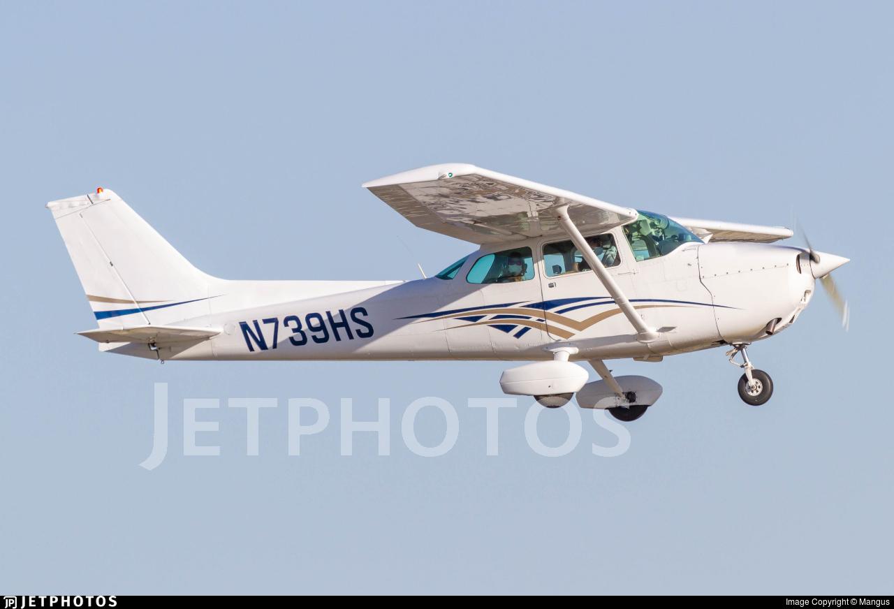 N739HS - Cessna 172N Skyhawk - Private