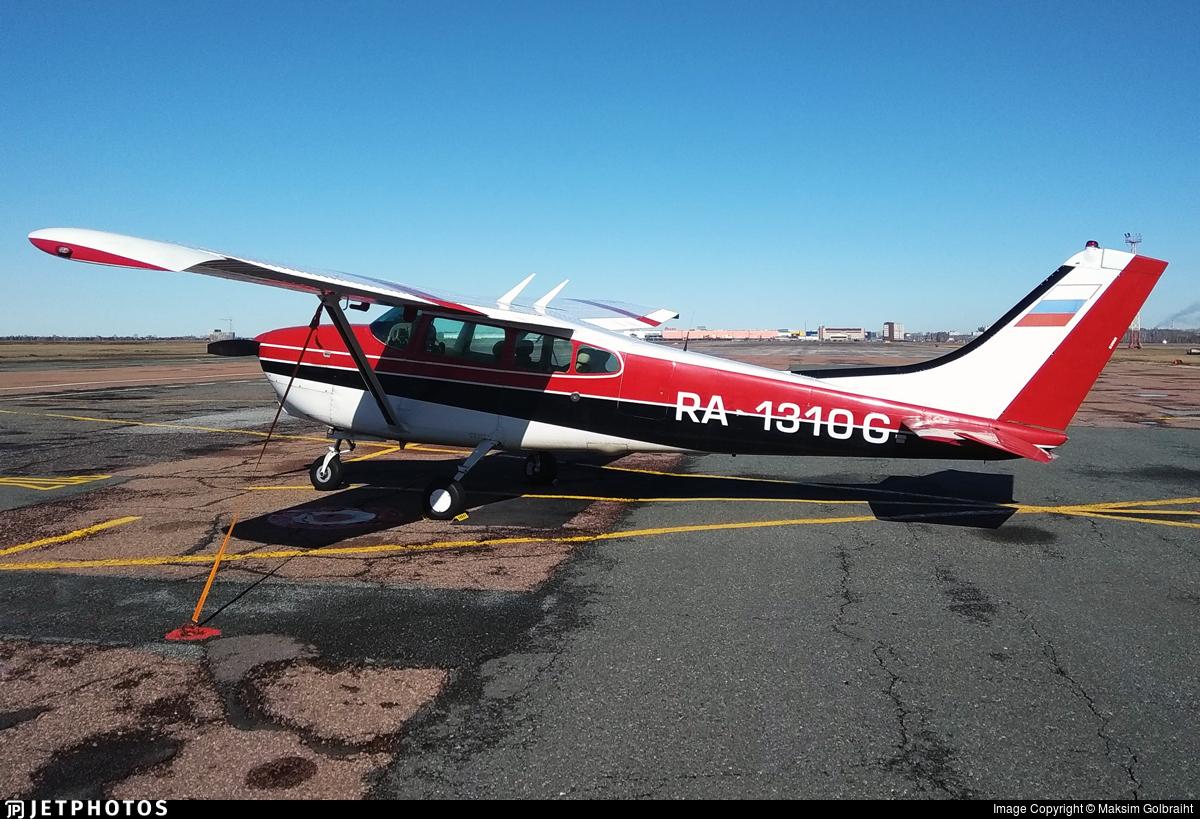 RA-1310G - Cessna 210E Centurion - Private