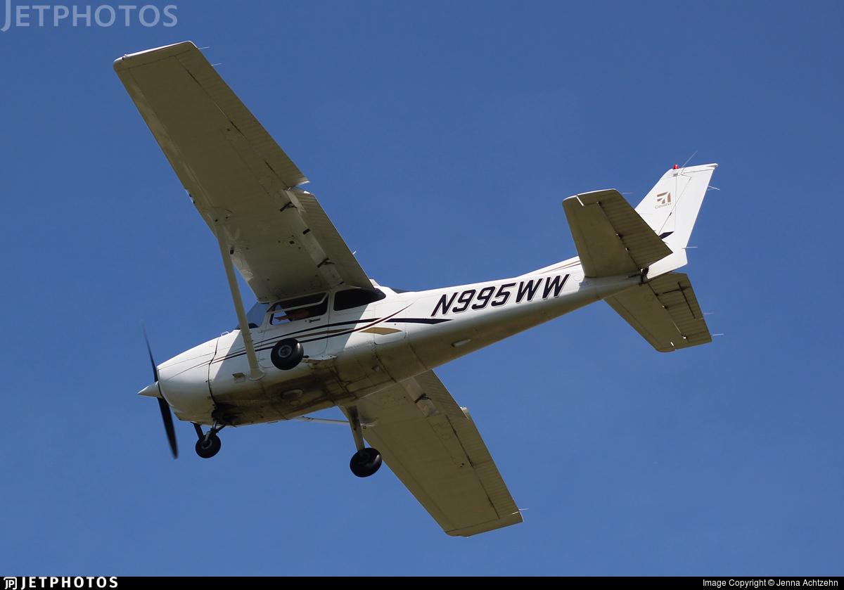 N995WW - Cessna 172R Skyhawk - Private