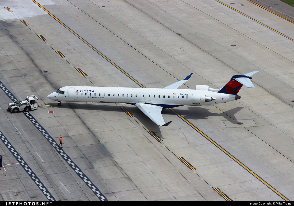 N200PQ - Bombardier CRJ-900LR - Delta Connection (ExpressJet Airlines)