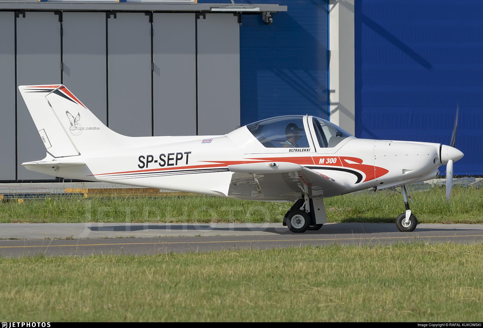 SP-SEPT - Alpi Pioneer 300 - Private