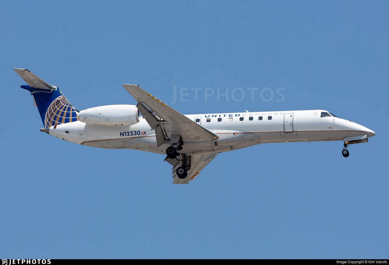 N12530 - Embraer ERJ-135LR - United Express (ExpressJet Airlines)