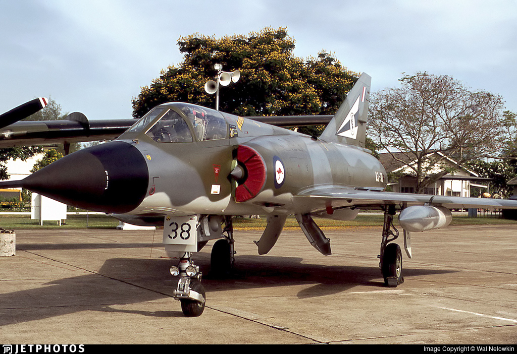 A3-38 - Dassault Mirage 3O - Australia - Royal Australian Air Force (RAAF)