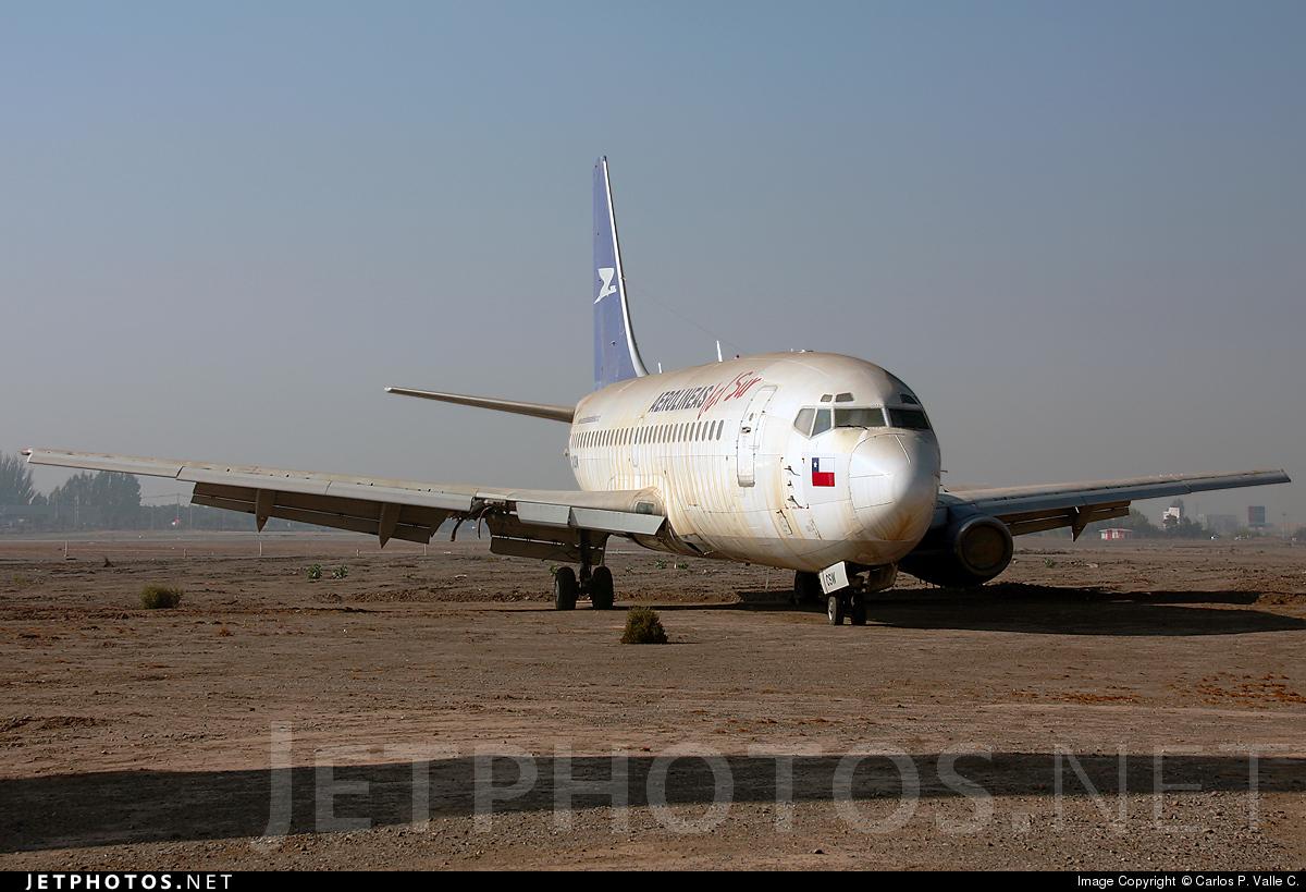 CC-CSW - Boeing 737-228(Adv) - Aerolíneas del Sur