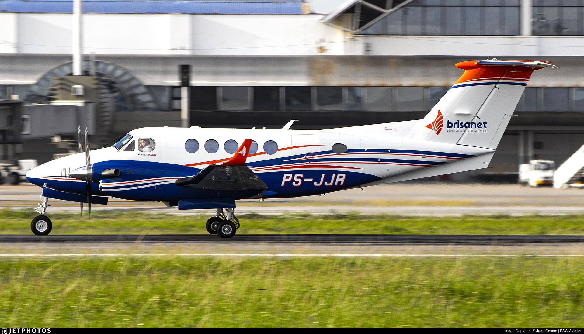 PS-JJR - Beechcraft B200GT Super King Air - Private