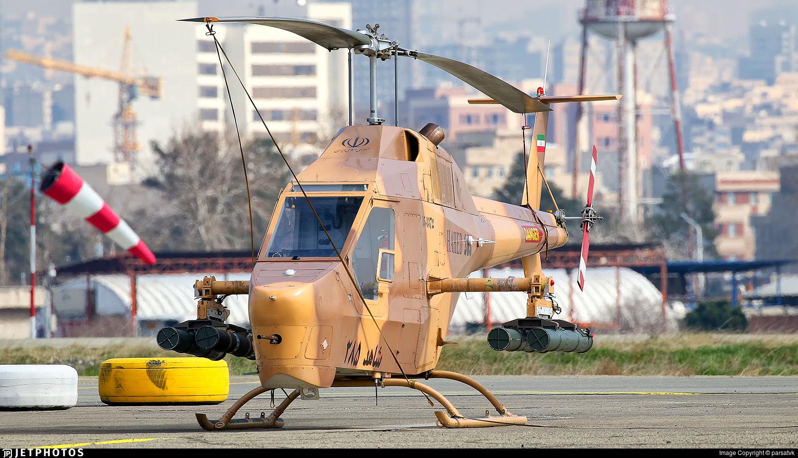 15-1372 - HESA Shahed 285 - Iran - Revolutionary Guard
