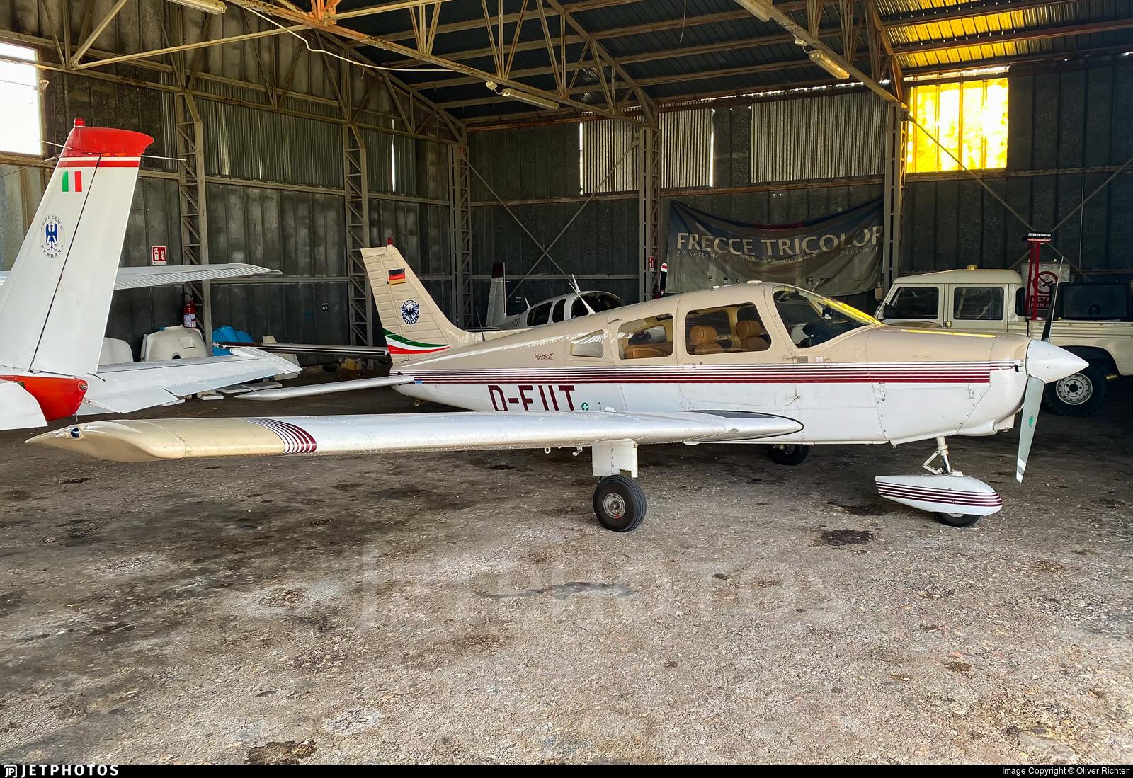D-EIIT - Piper PA-28-161 Warrior II - Aeroclub R.Fabbri Ferrara