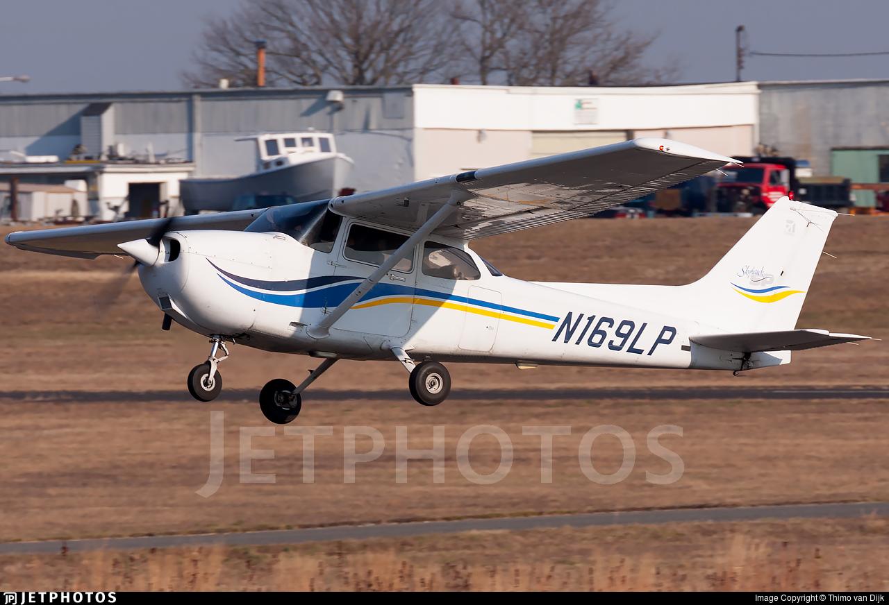 N169LP - Cessna 172S Skyhawk - Private