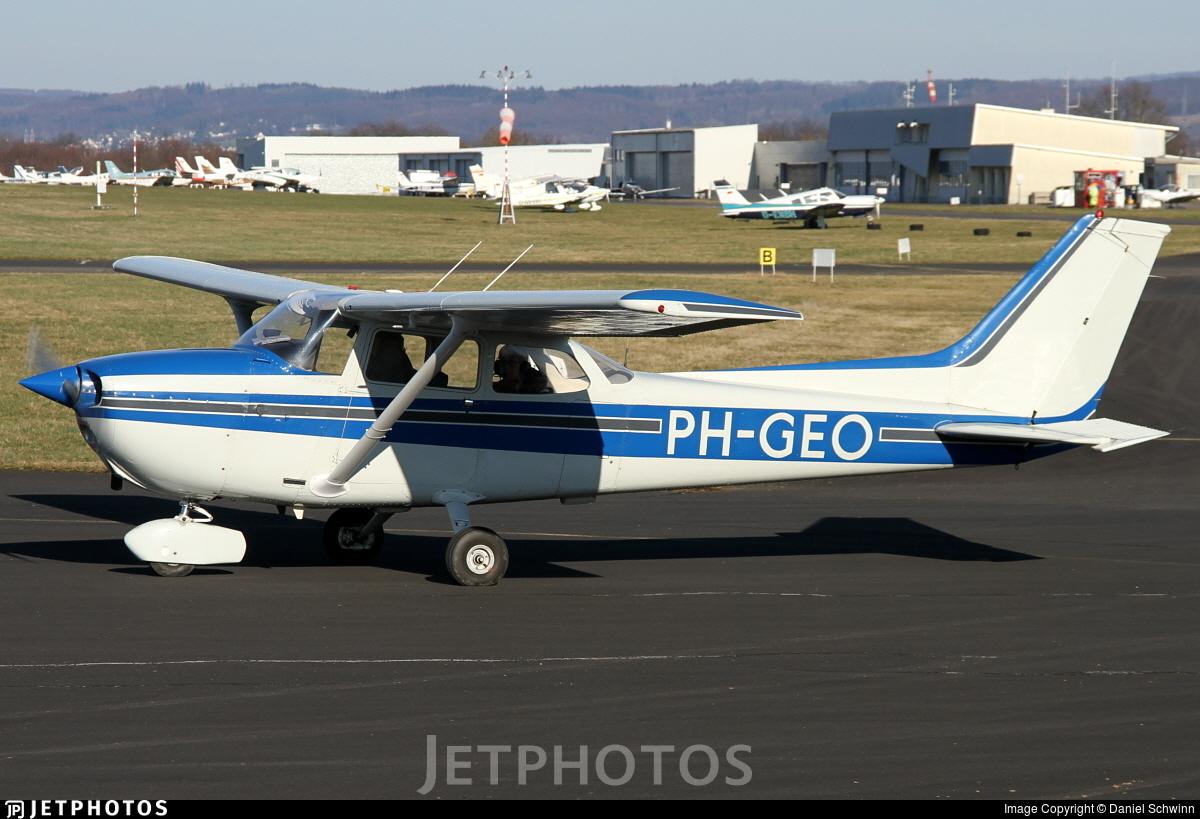PH-GEO - Reims-Cessna F172N Skyhawk II - Private