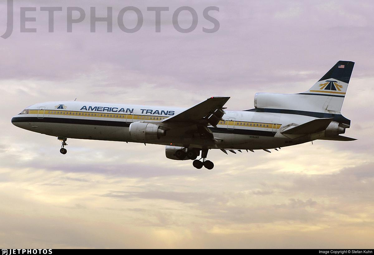 N194AT - Lockheed L-1011-500 Tristar - American Trans Air (ATA)