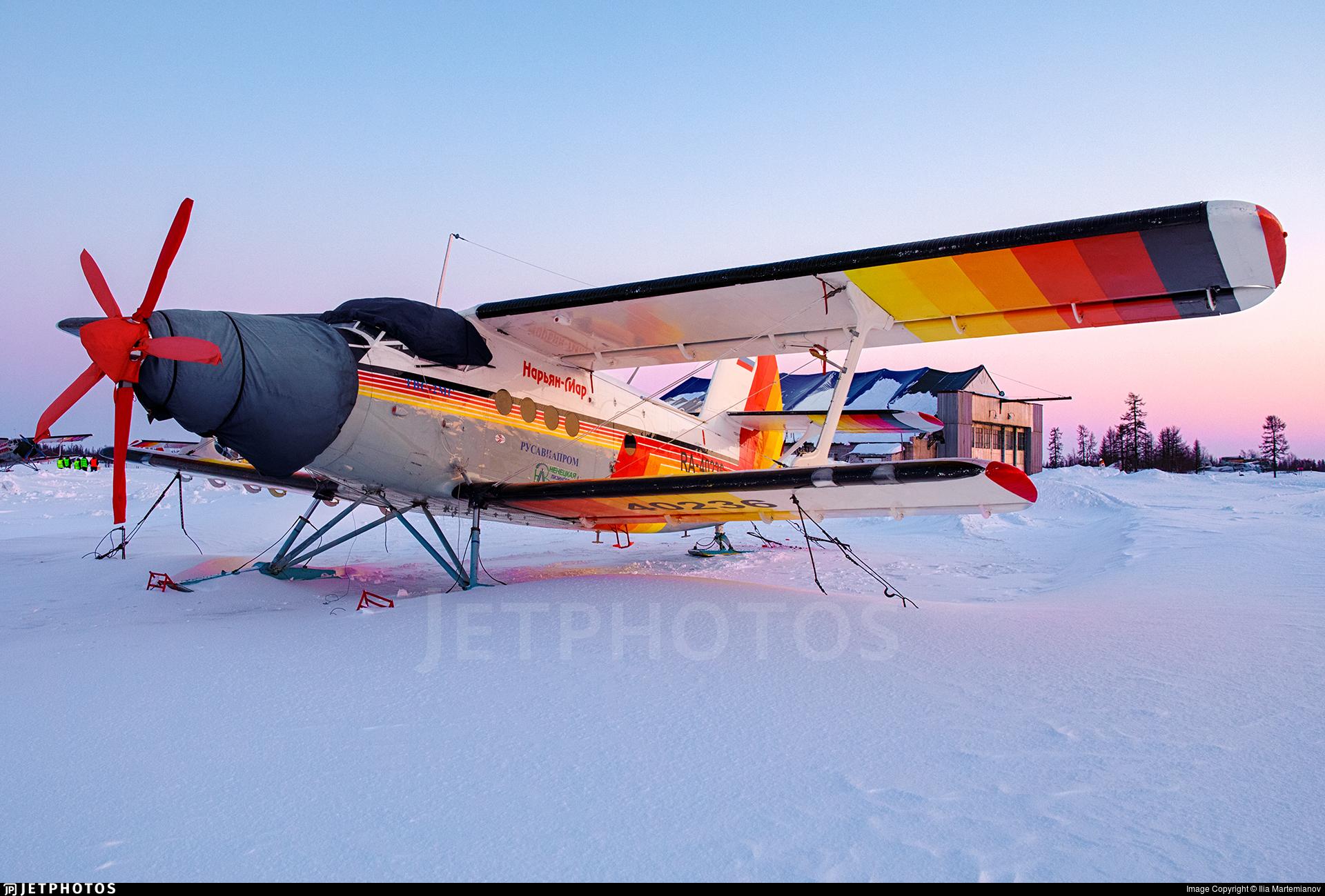 RA-40236 - PZL-Mielec An-2MC (TBC-2MC) - Naryan-Mar Air Enterprise