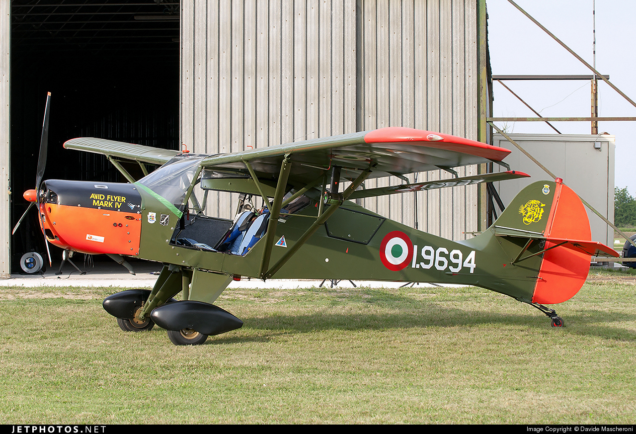 I-9694 - Avid Flyer Mk.IV - Private