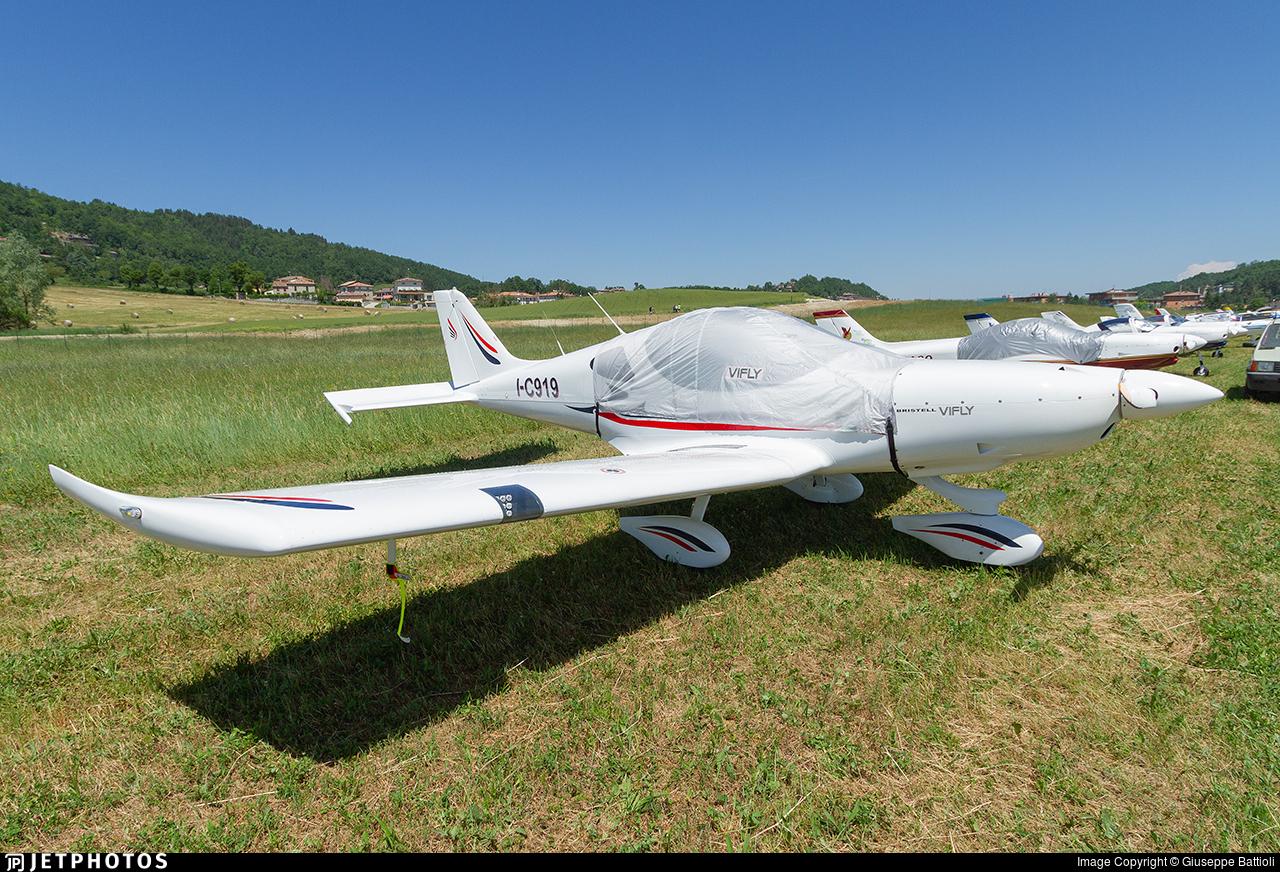 I-C919 - BRM Aero Bristell - Private
