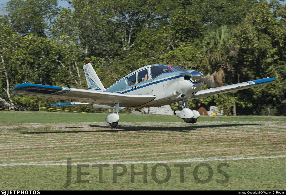 TG-GEU | Piper PA-28-235 Cherokee | Private | Walter D