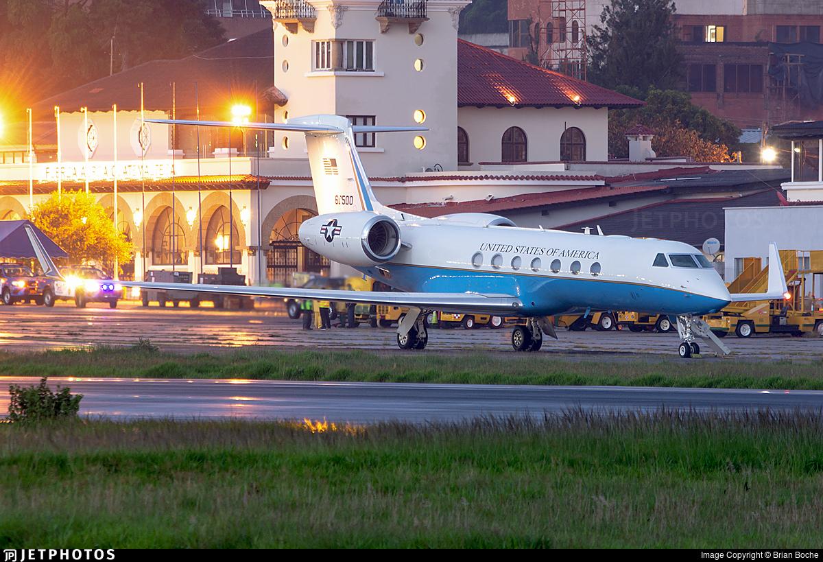 06-0500 - Gulfstream C-37B - United States - US Air Force (USAF)