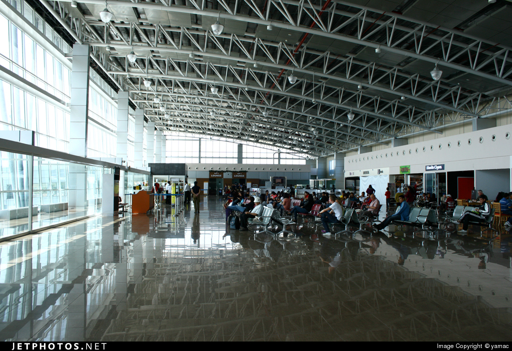 RPLC - Airport - Terminal