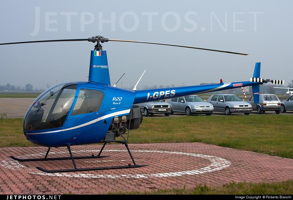 I-GPES - Robinson R22 Beta II - Private