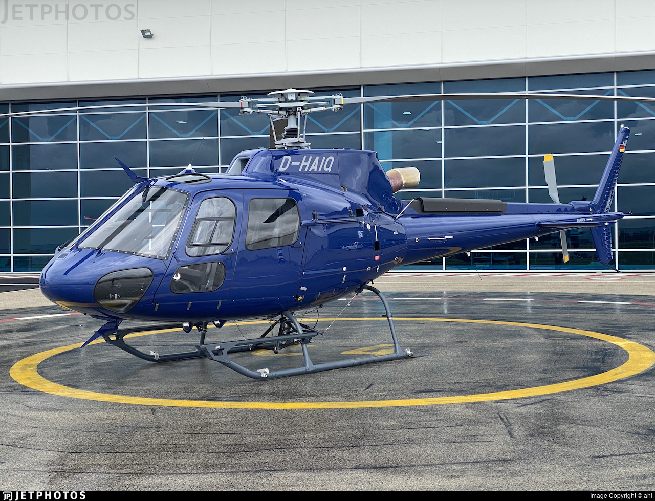 D-HAIQ - Airbus Helicopters H125 - Aeroheli International