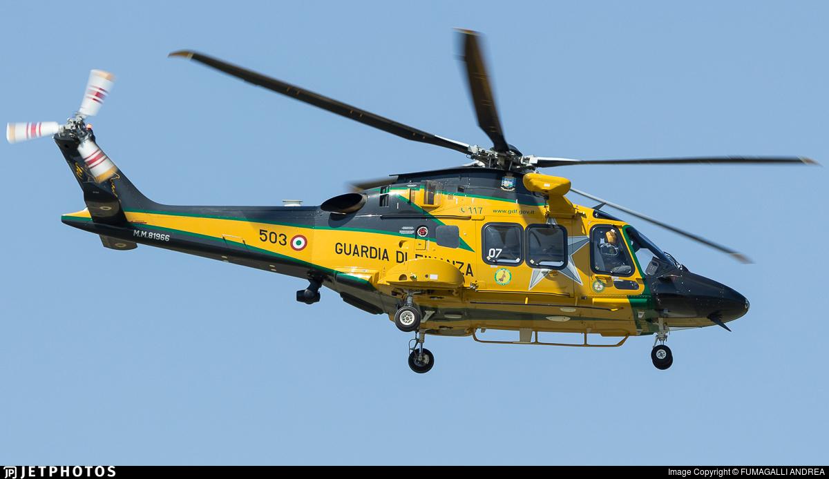 MM81966 - Agusta-Westland AW-169 - Italy - Guardia di Finanza