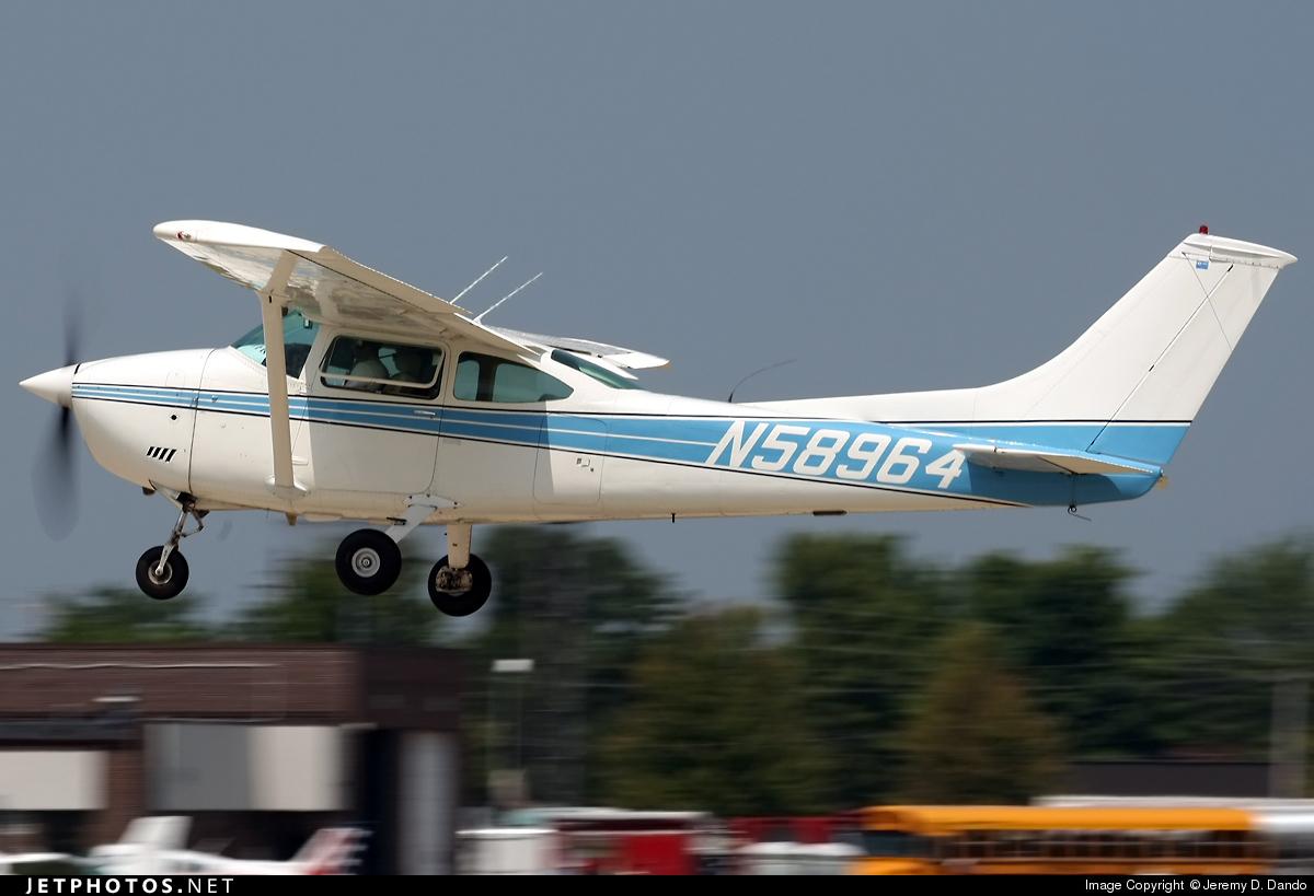 N58964 - Cessna 182P Skylane - Private