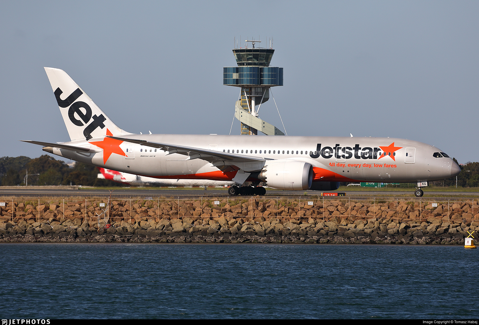 VH-VKG - Boeing 787-8 Dreamliner - Jetstar Airways