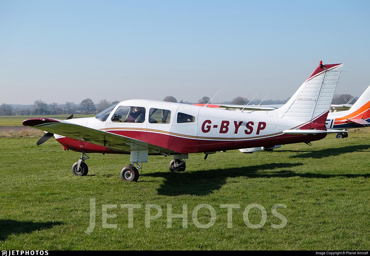 G-BYSP - Piper PA-28-181 Archer II - Private