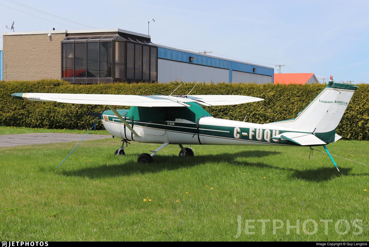 C-FUQU - Cessna 150F - Lindbergh Aeroclub Trois-Rivières