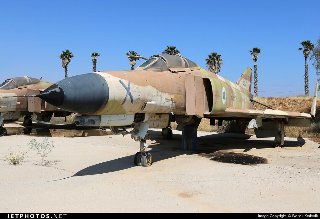 148 - McDonnell Douglas RF-4E Kai Phantom II - Israel - Air Force