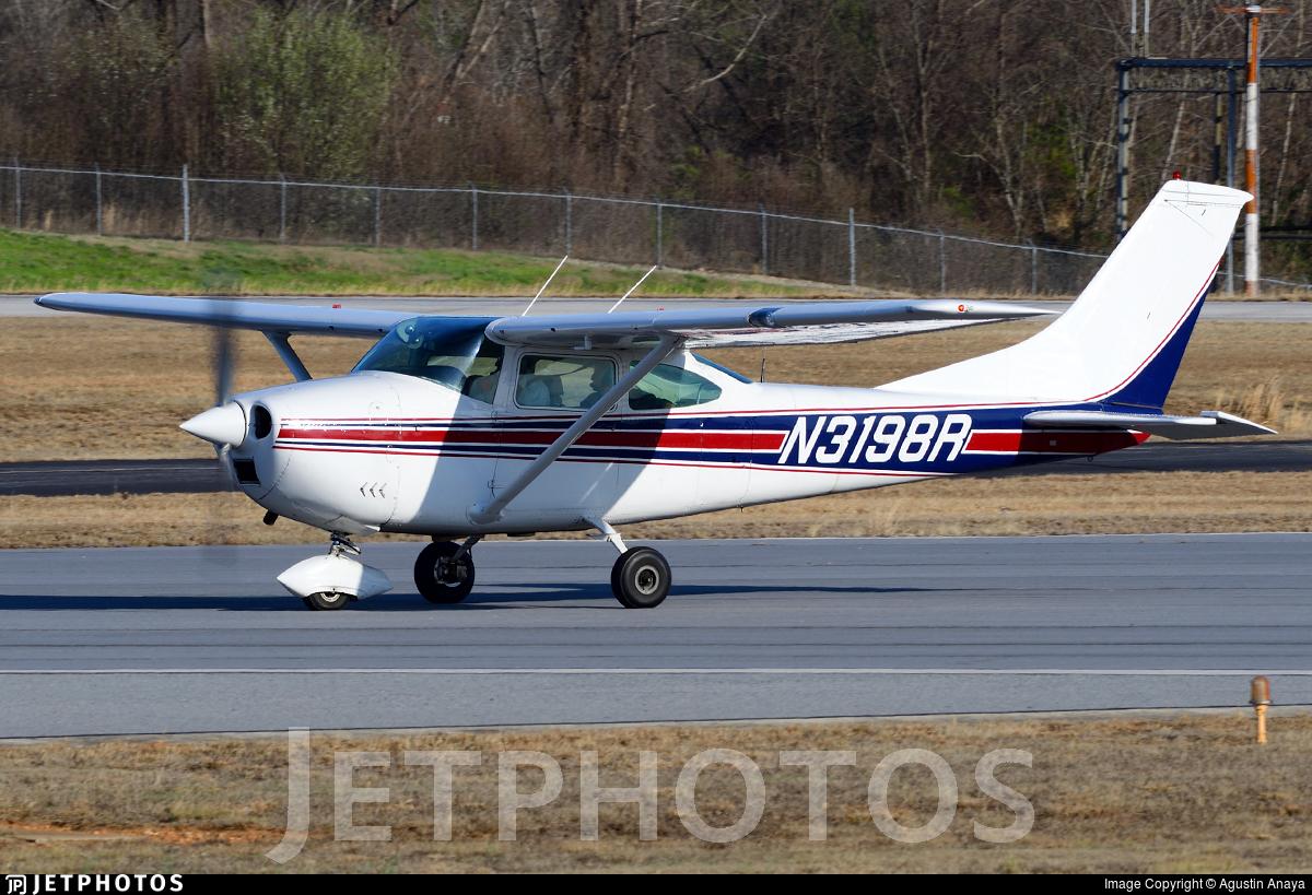 N3198R - Cessna 182L Skylane - Private