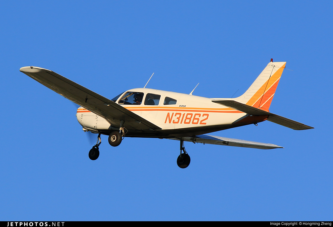 N31862 - Piper PA-28-161 Warrior II - Private