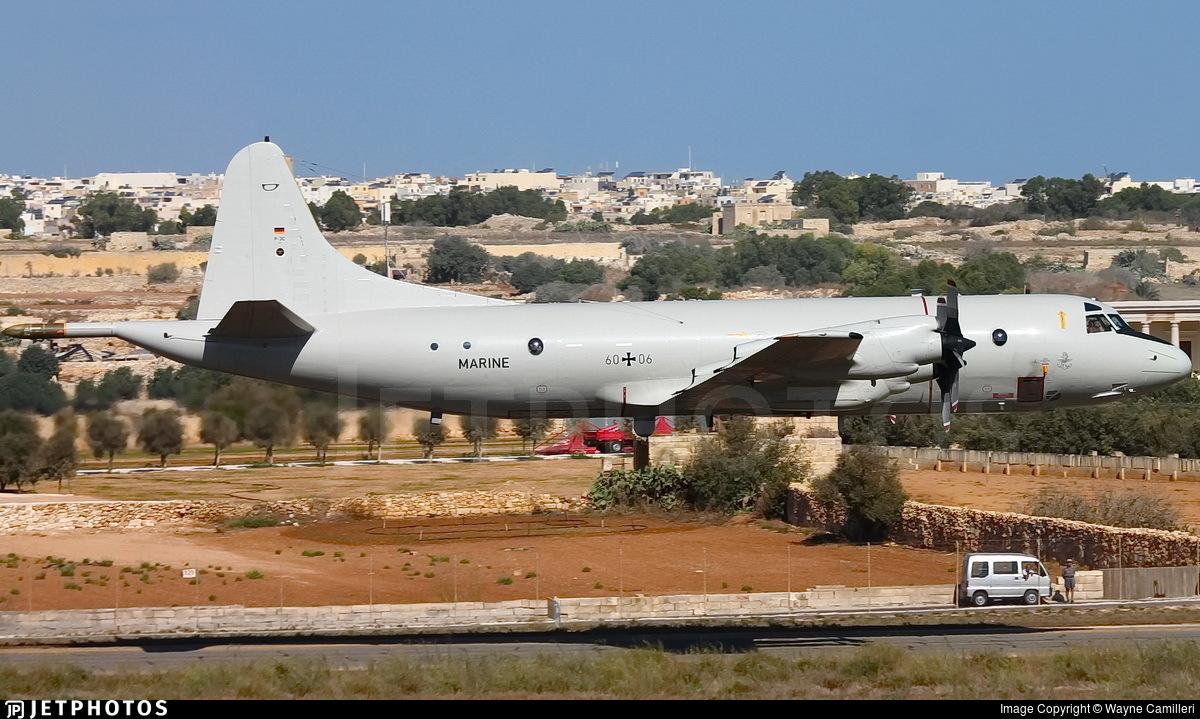 60-06 - Lockheed P-3C Orion - Germany - Navy