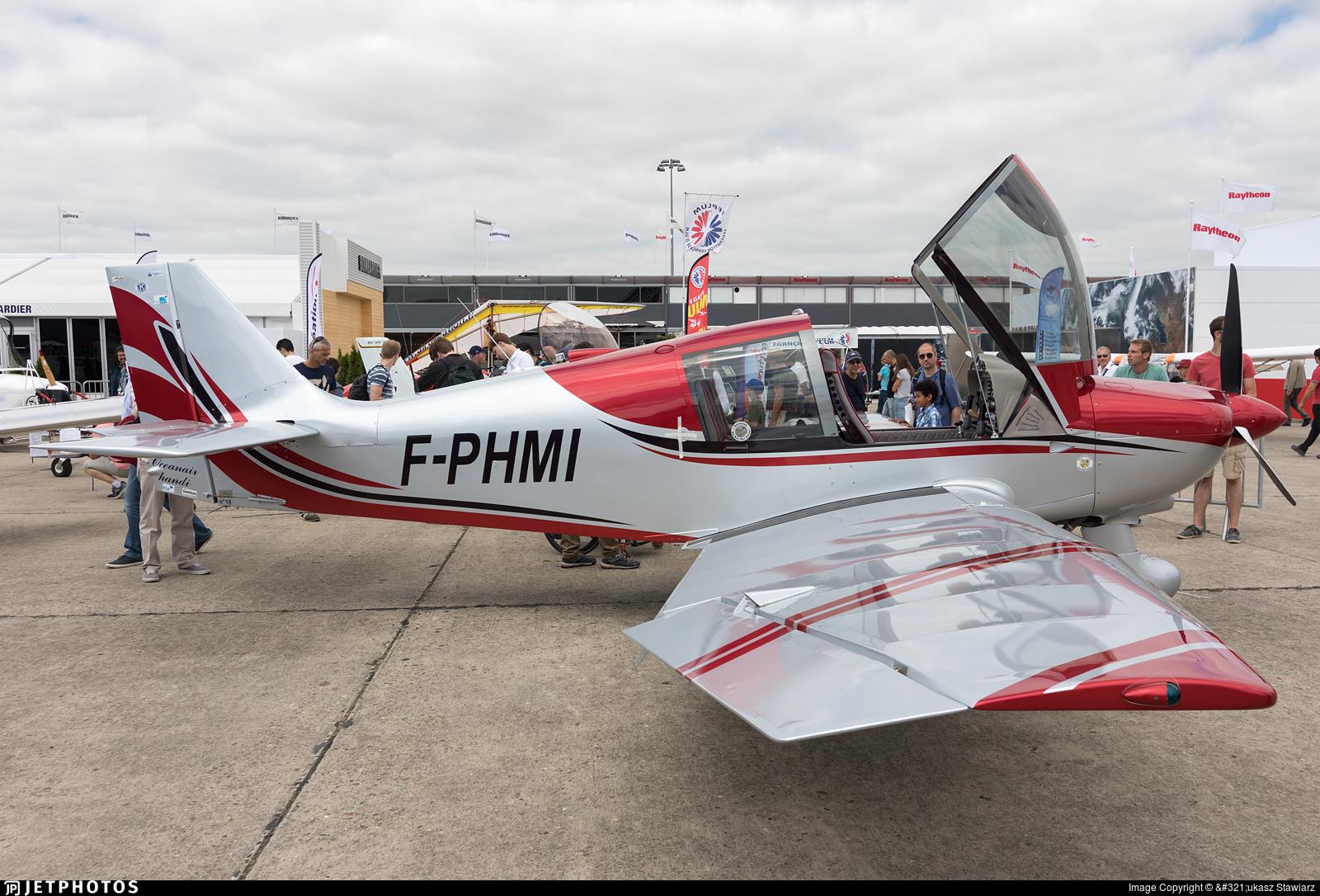 F-PHMI - Oceanair TC 180 - Private