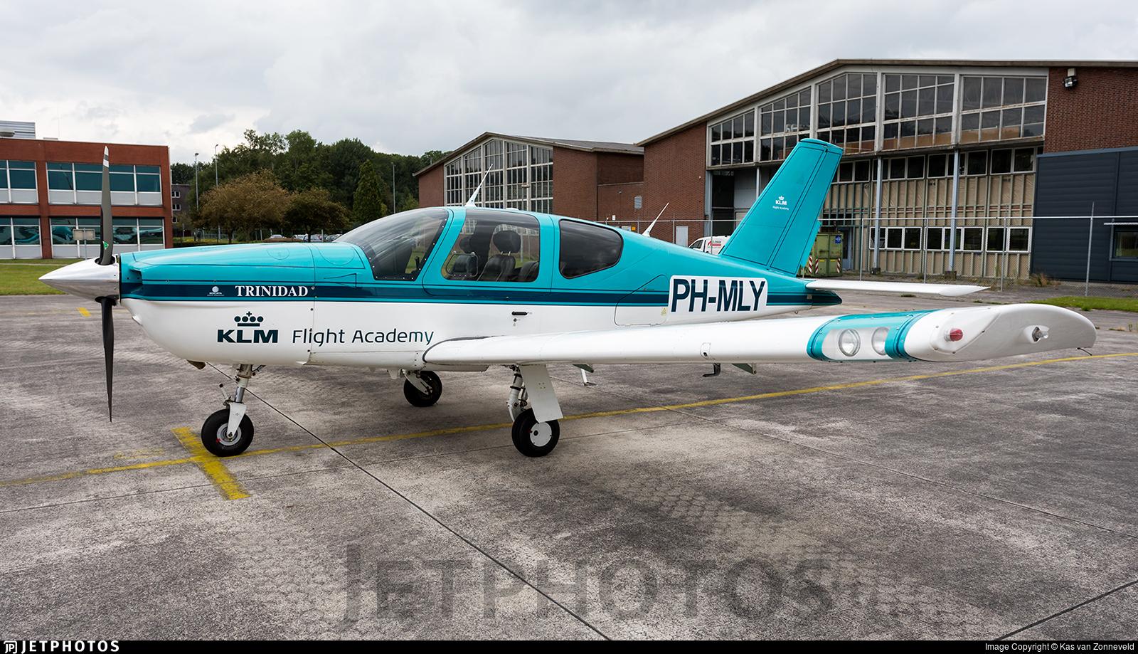 PH-MLY - Socata TB-20 Trinidad - KLM Flight Academy