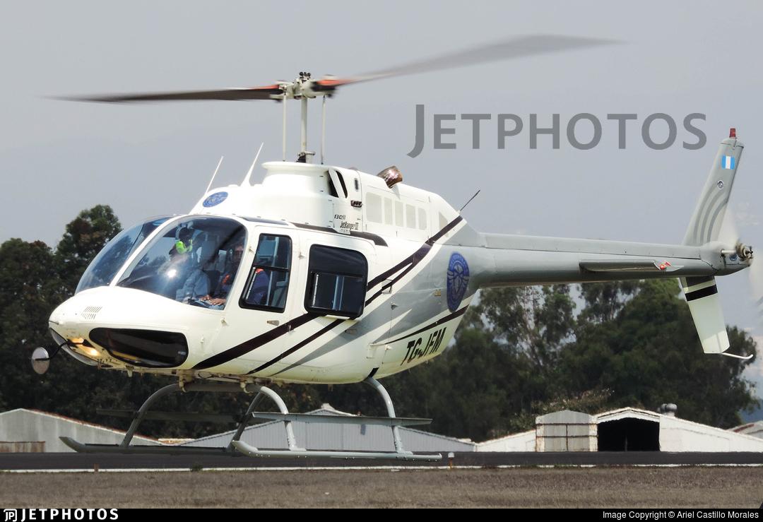 TG-JFM - Bell 206B JetRanger III - Private