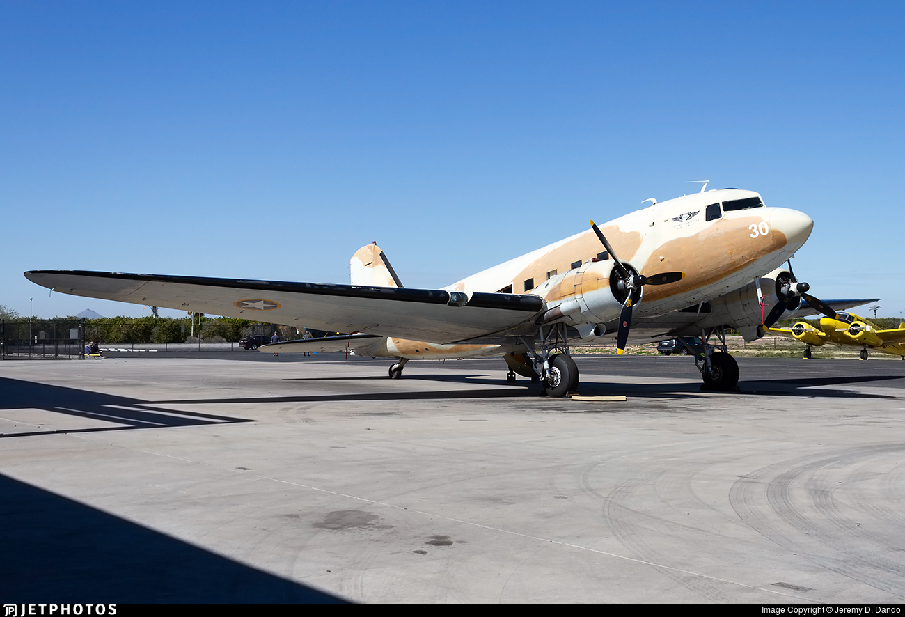N147AZ - Douglas C-47A Skytrain - Commemorative Air Force