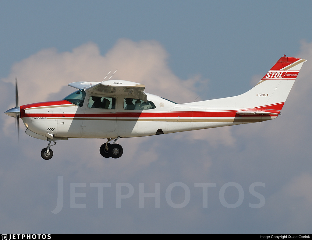 N5195A - Cessna T210N Turbo Centurion II - Private