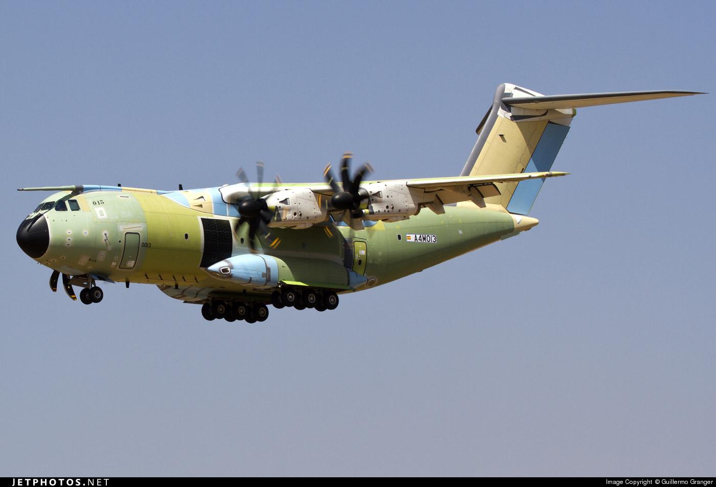 A4M013 - Airbus A400M - Airbus Industrie