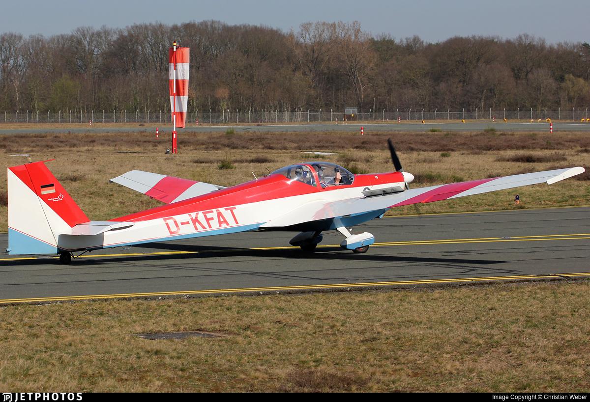 D-KFAT - Scheibe SF.25C Falke - Private