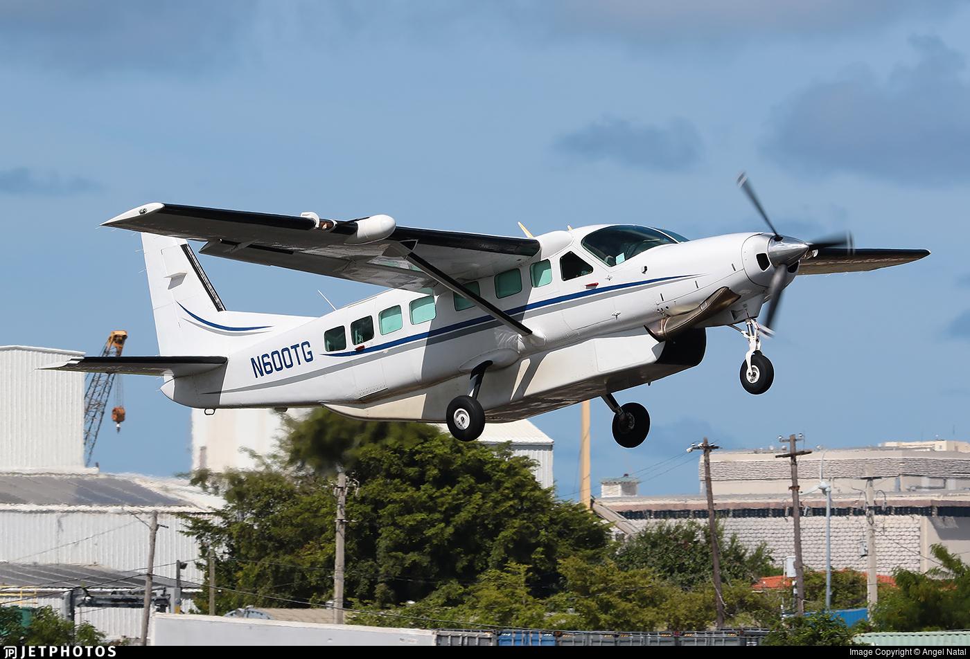N600TG - Cessna 208B Grand Caravan - Private