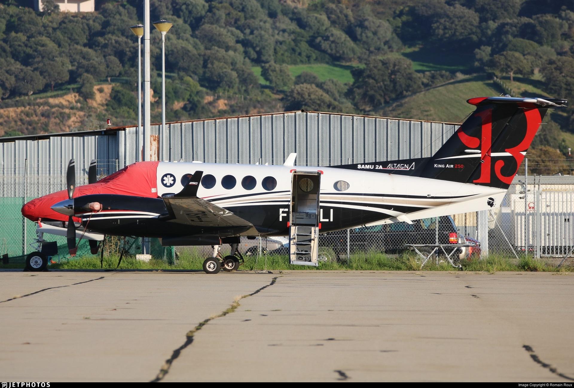 F-HSLI - Beechcraft B200GT King Air 250 - Altagna Financement