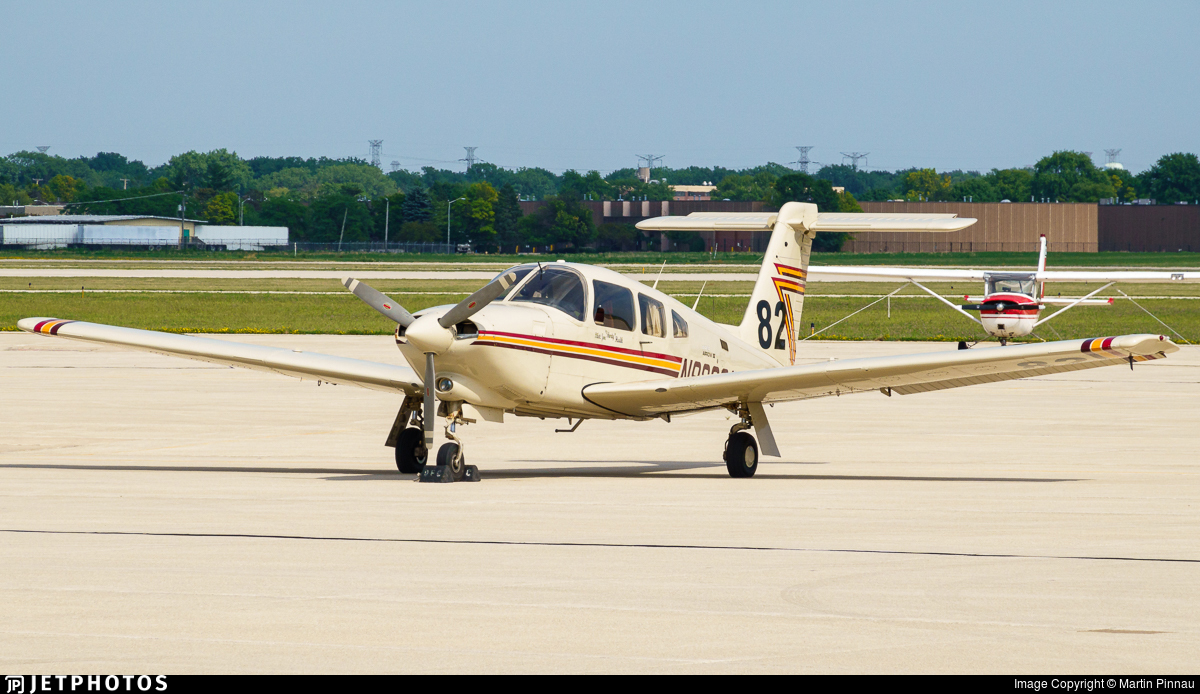 N82301 - Piper PA-28RT-201T Turbo Arrow IV - Private