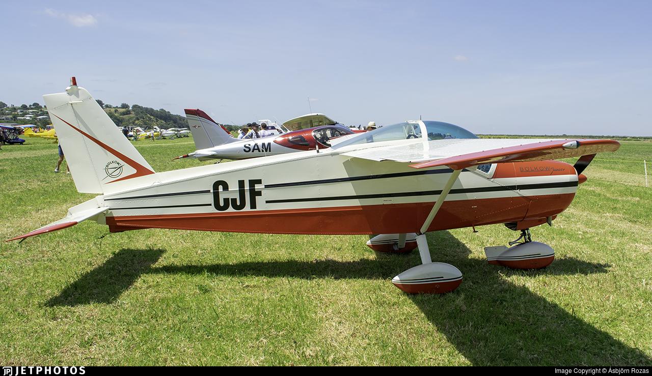 ZK-CJF - Bolkow Bo208 Junior - Private