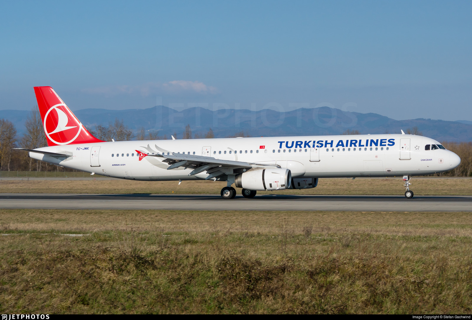 TC-JMK - Airbus A321-231 - Turkish Airlines