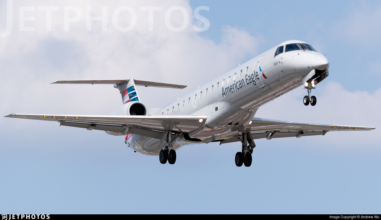 N633AE - Embraer ERJ-145LR - American Eagle (Piedmont Airlines)