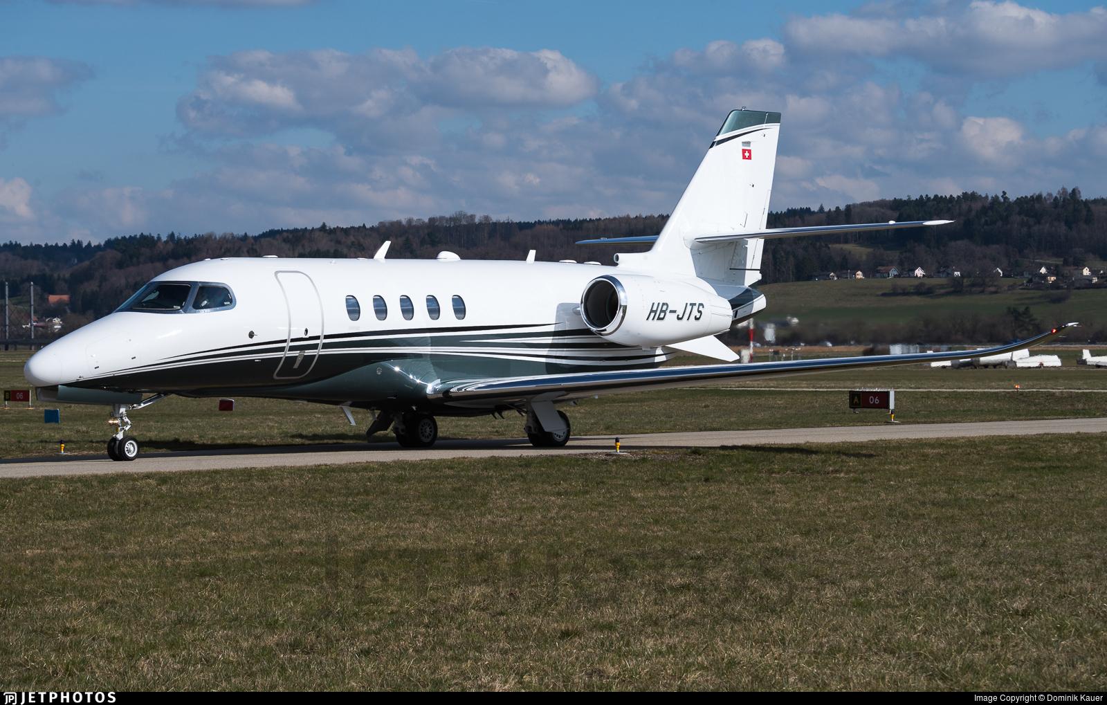 HB-JTS - Cessna Citation Latitude - Albinati Aeronautics