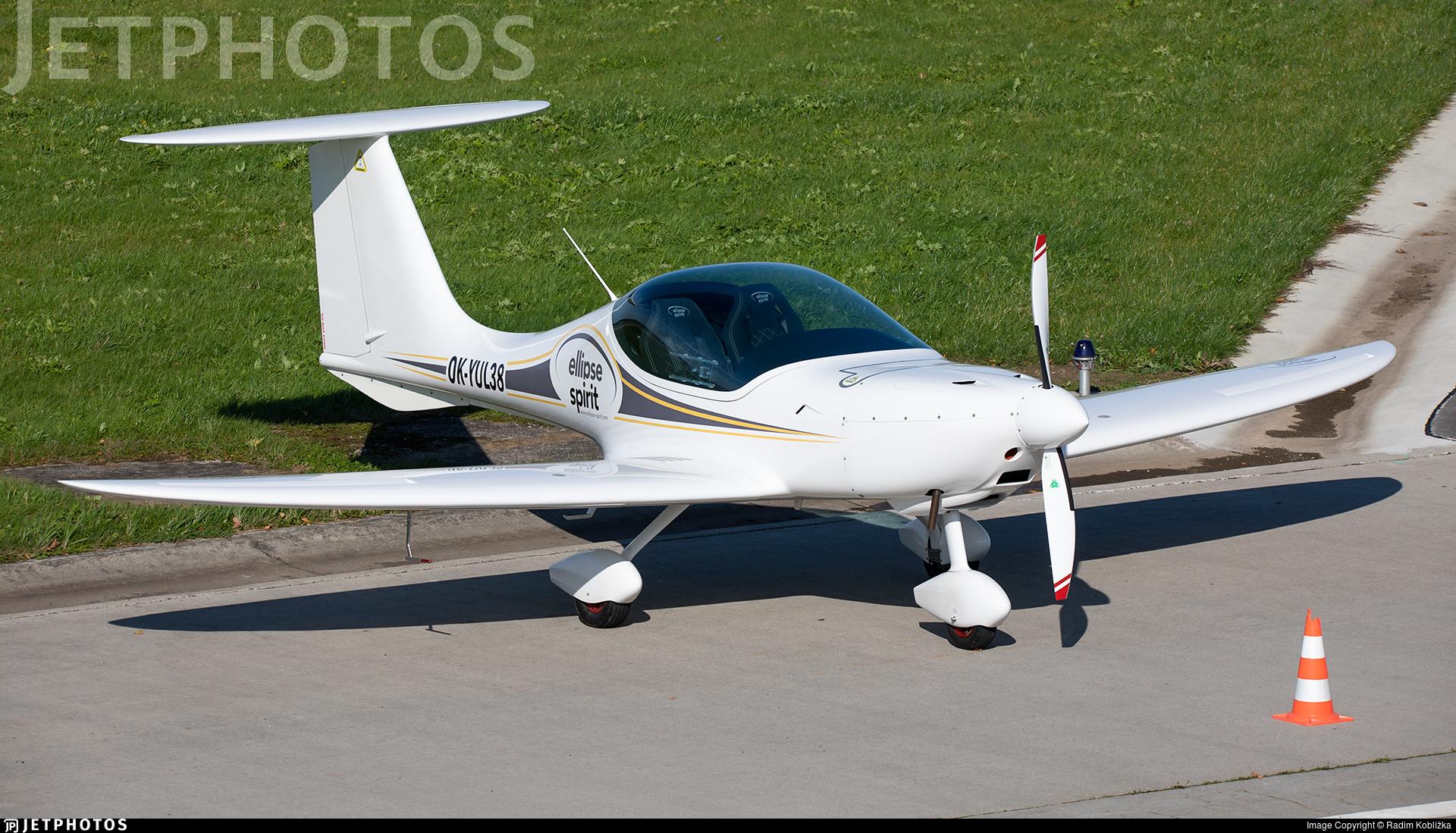 OK-YUL38 - A2CZ Ellipse Spirit - Private