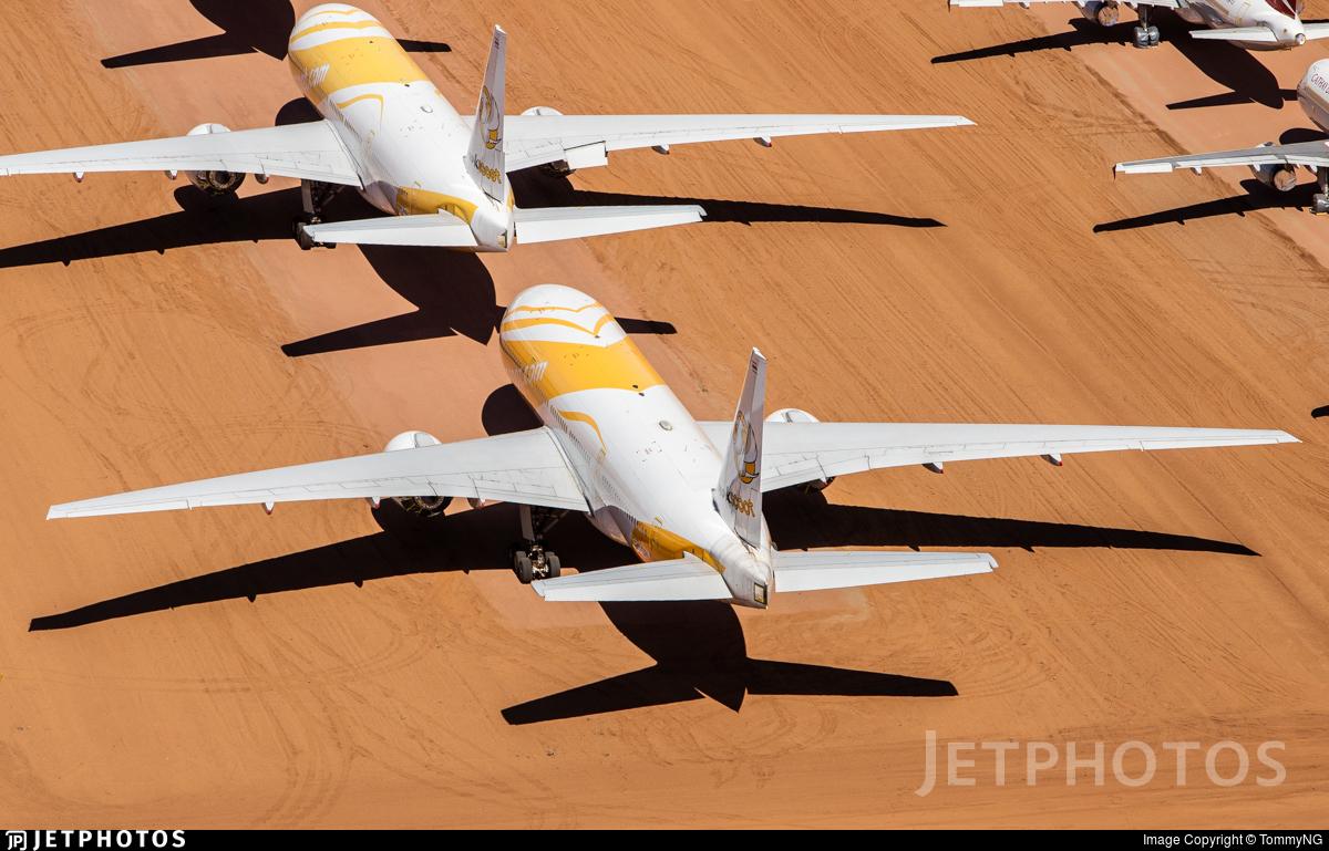 9V-SRL - Boeing 777-212(ER) - NokScoot