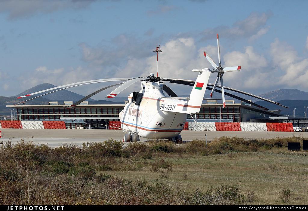 EW-329TF - Mil Mi-26 Halo - Private